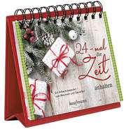 24-mal die Zeit anhalten - Adventskalender