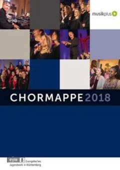 Chormappe 2018
