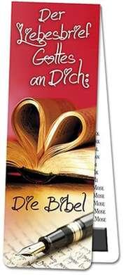 Magnetlesezeichen: Der Liebesbrief Gottes an dich