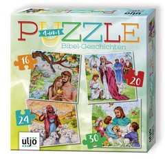 4-in-1-Puzzle Bibel-Geschichten