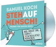 StehaufMensch! - Hörbuch (MP3-CD)