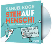 MP3-CD: StehaufMensch! - Hörbuch