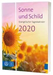 Sonne und Schild - Buchkalender 2020