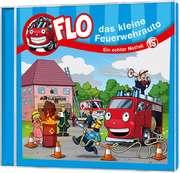 Flo - das kleine Feuerwehrauto: Ein echter Notfall (15)