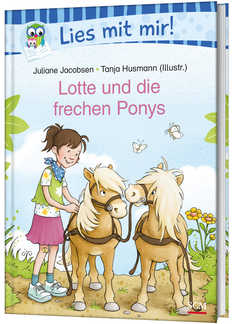Lotte und die frechen Ponys