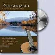 CD + Gitarrenbuch: Paul Gerhardt - Choräle auf sechs Saiten