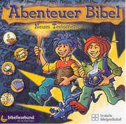 CD-ROM: Abenteuer Bibel - Neues Testament