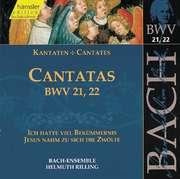 Cantatas Vol.7 (BWV 21,22)