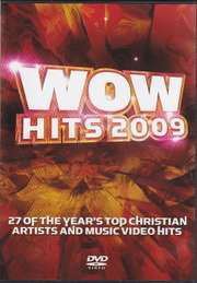 DVD: WOW Hits 2009