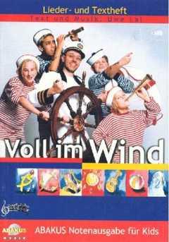 Voll im Wind - Liederheft