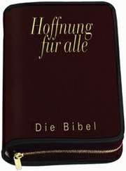 "Bibelhülle ""Skivertex Edition rot"""