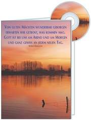Von guten Mächten - CD-Card GEBURTSTAG