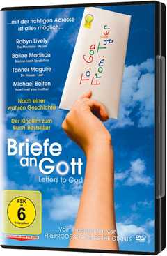 DVD: Briefe an Gott