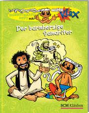 Der barmherzige Samariter - Rubbel-Rätsel-Heft