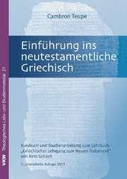 Einführung ins neutestamentliche Griechisch