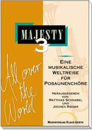 Majesty 3 - All Over The World (Bläserpartitur)