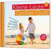 CD: Kleine Leute - Großer Gott - Vol.2