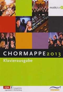 Chormappe 2013 - Klavierausgabe