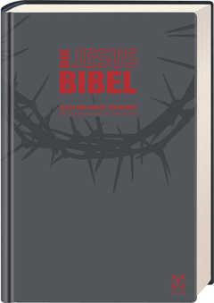 Neues Leben. Jesus-Bibel, ital. Kunstleder