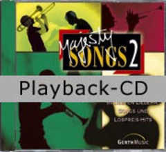 Playback-CD: Majesty Songs 2