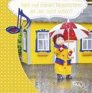 Seht mal meinen Regenschirm