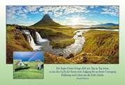 Faltkarte: Der Segen Gottes bringe dich von Tag zu Tag - Geburtstag