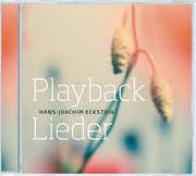 CD: Lieder - Playback