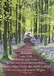 Postkarten: Bewahre uns Gott, 12 Stück