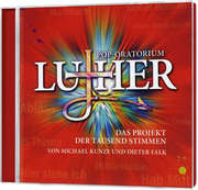 2-CD: Pop-Oratorium Luther