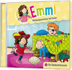 CD: Die Räuberprinzessin - Emmi (1)