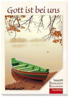 Postkartenbuch: Gott ist bei uns