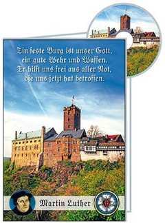CD-Card: Ein feste Burg ist unser Gott - neutral