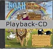 Playback-CD: Noah und die coole Arche